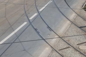 Rail lubrication device