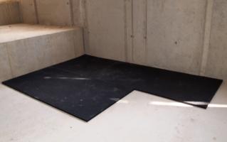 Anti-vibration mats CONIRAP
