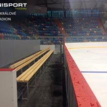 zimní stadion Hradec Králové